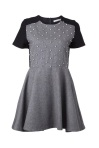 grey-romwe dress